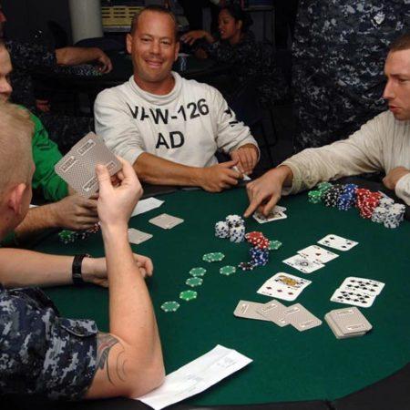 온라인 카지노 포커 게임