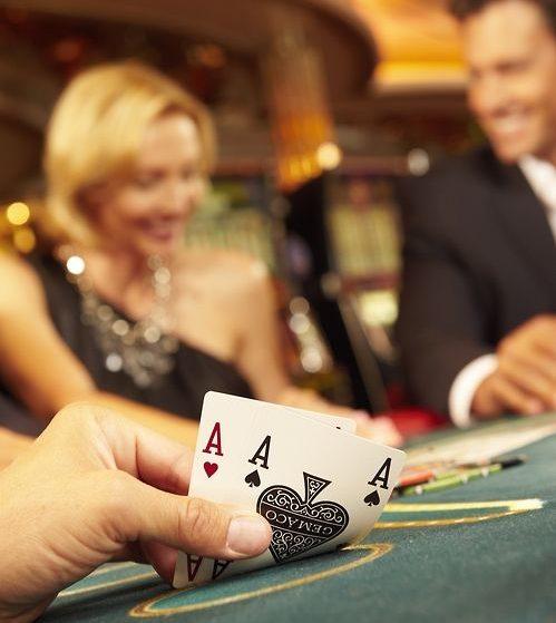 도박은 운의 게임이다