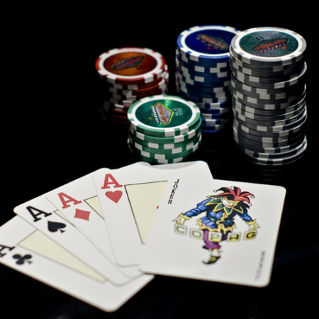 무료 온라인 포커 게임 존재