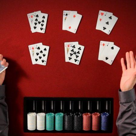 Poker Hands: 텍사스 홀덤에서 가장 좋고,나쁜 포커핸드