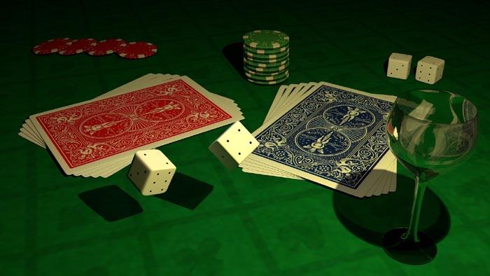 온라인 포커 게임