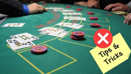 A Few Tips For Blackjack