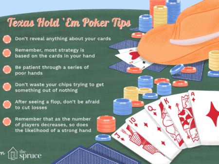 Texas Hold 'em Poker Game Guide